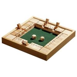 Nr.: 3281 Shut The Box 12er für 1-4 Personen - 3281 Philos Spiele