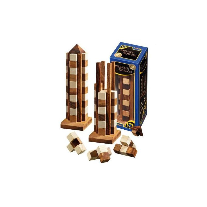 Nr.: 6045 Wolkenkratzer Puzzle - 6045 von Philos Spiele
