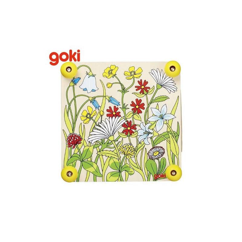 Nr.: 58603 Bunte Blumenpresse - GoKi