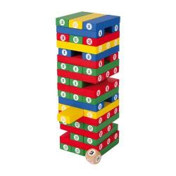 Nr.: 5260 Zahlenturm - 5260 Holzladen24.de