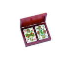 Nr.: 6651 Rommé-, Canasta-, Bridge- und Poker-Karten Set - 6651 Philos Spiele