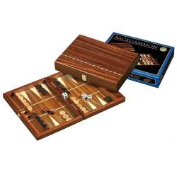 Nr.: 1302 Backgammon Epirus klein - 1302 Philos Spiele