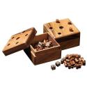 Nr.: 6336 Lucky 6 aus Holz - 6336 Philos-Spiele