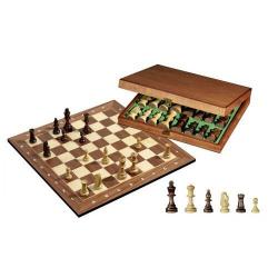 Nr.: 2503 Turnierschach Set, Feldgröße 50 mm - 2503 Philos Spiele