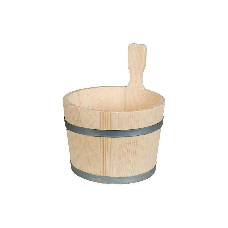 Nr.: 2070x Bottich in Trichterform mit einem Griff - Holzladen24.de