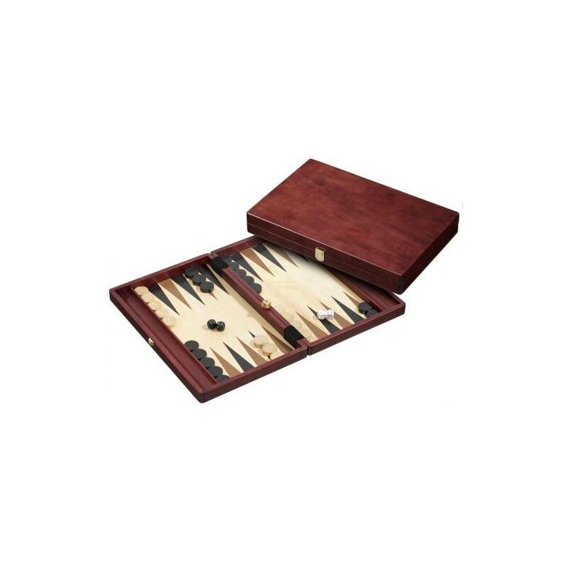 Nr.: 1116 Backgammon mittelgroß - 1116 von Philos Spiele
