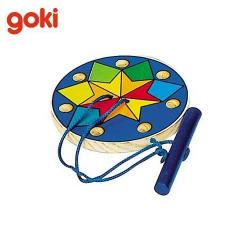 Nr.: GK187 Koordinationsspiel Sturmscheibe - GK 187 GoKi