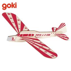 Nr.: 15504 Kleines rotes Segelflugzeug - 15504 GoKi