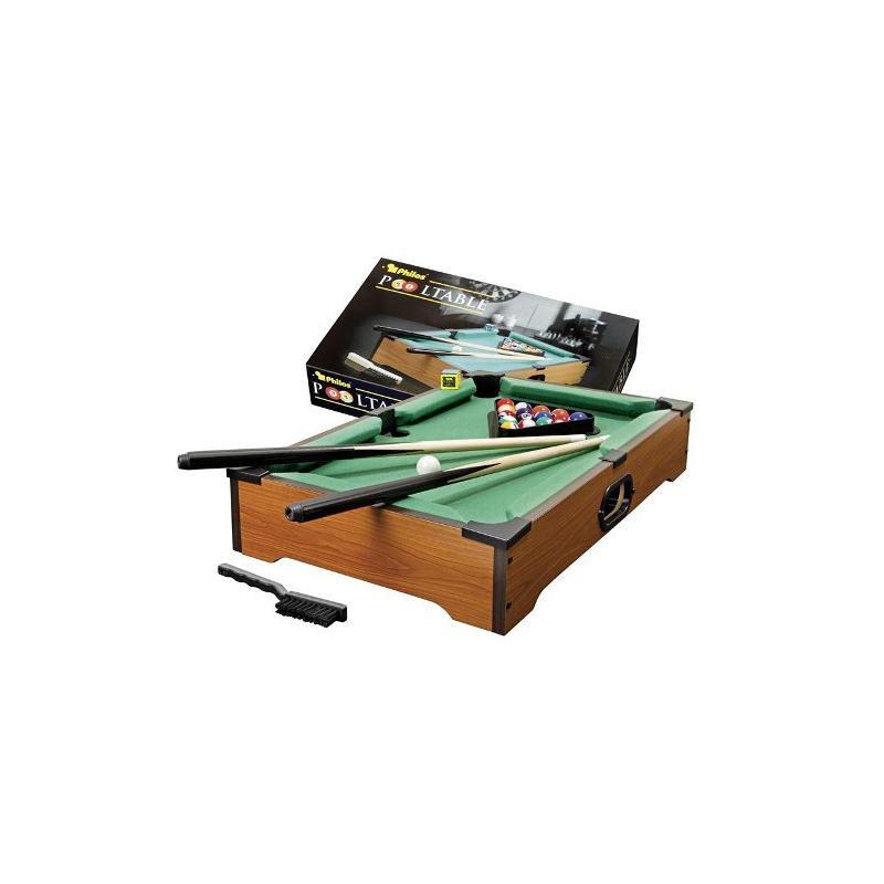 Nr.: 3240 Tisch Pool Billiard - 3240 Philos-Spiele