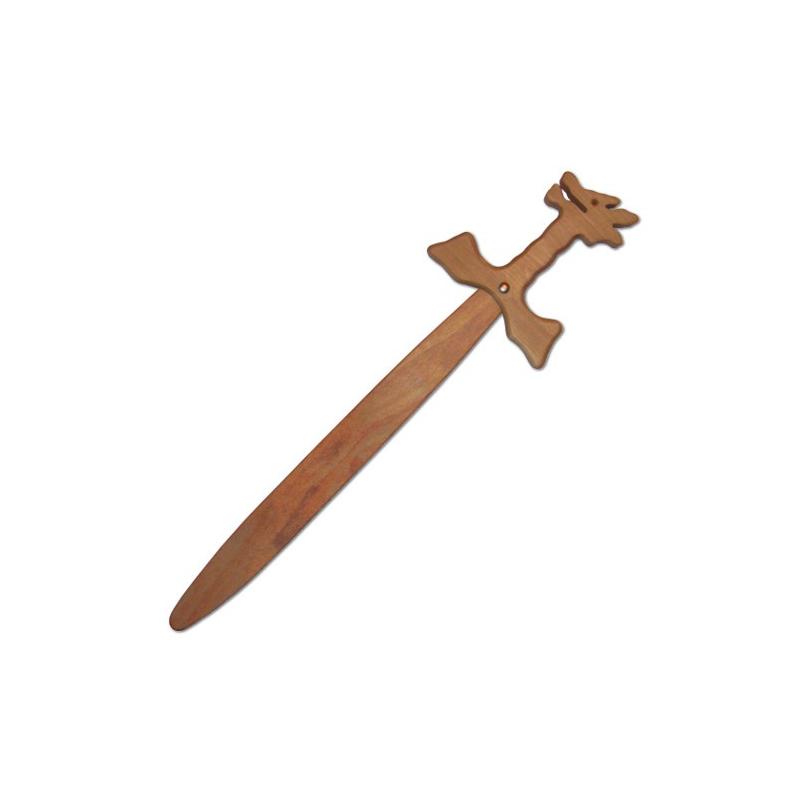 Nr.: 31911 Drachenschwert aus Holz - Holzladen24.de