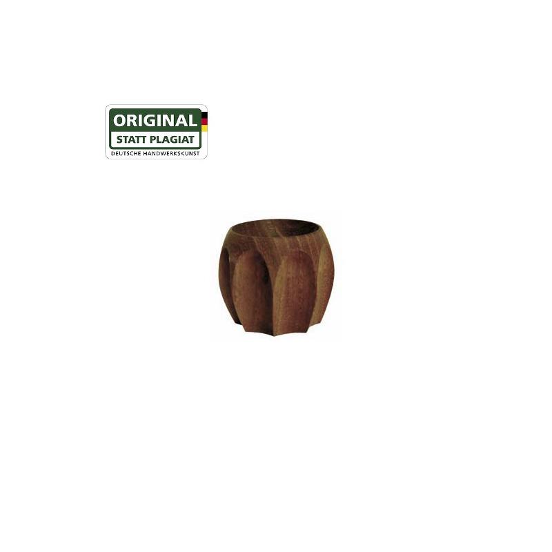 Nr.: 40029 Eierbecher aus Akazienholz - Drechslerei Kuhnert