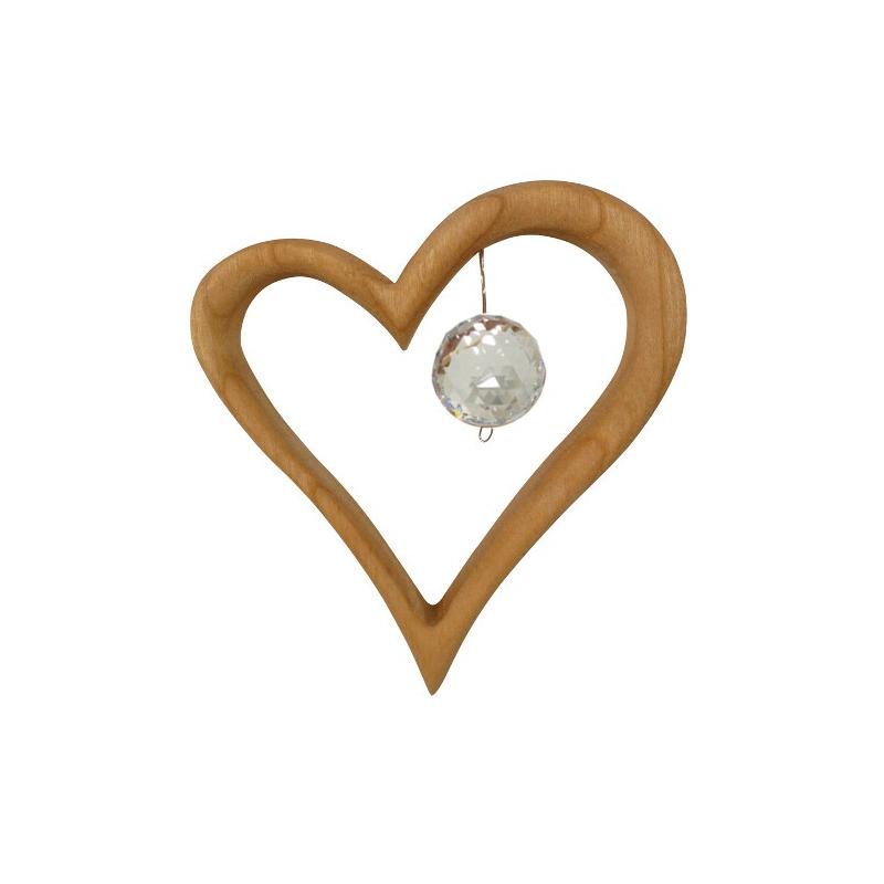 Nr.: 50315 Schönes Herz mit Swarovski® Kristall - 50315 Sternengasse