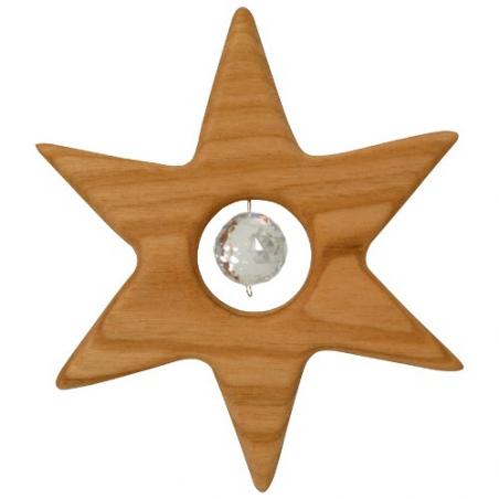 Nr.: 50317 Stern mit Swarovski® Kristall - 50317 Sternengasse