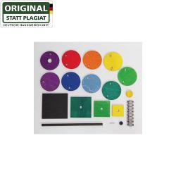 Nr.: 10164 Bastelset Wärmespiel farbige Spirale - Drechslerei Kuhnert