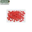 Nr.: 19200 Bastelteile Streuartikel rote Dekoherzen - Drechslerei Kuhnert