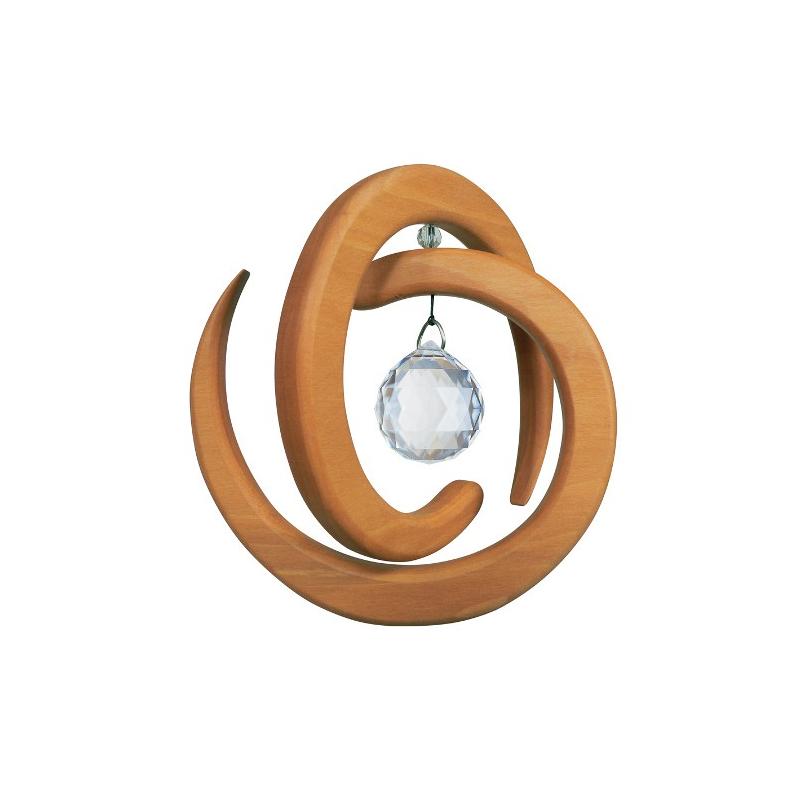 Nr.: 50210 Helix mit Swarovski® Kristall - 50210 Sternengasse
