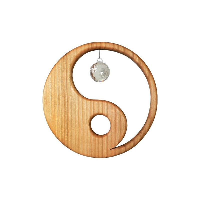 Yin und Yang mit Swarovski® Kristall - 50310 Sternengasse 50310