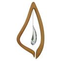 Harfe mit Swarovski® Kristall - 50261 Sternengasse 50261