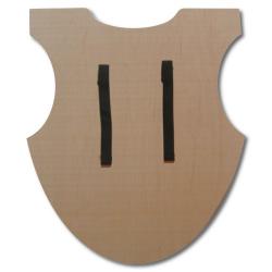 Rueckseite 2135 Einfacher Turnierschild Holzladen24.de 2135