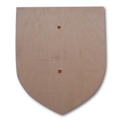 Vorderseite 3183 Kleiner spharischer Schild- Holzladen24.de 3183