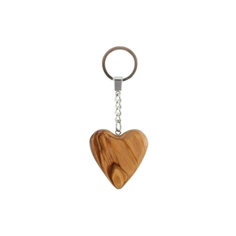 541223 Herz aus Olivenholz Holzladen24.de 541223