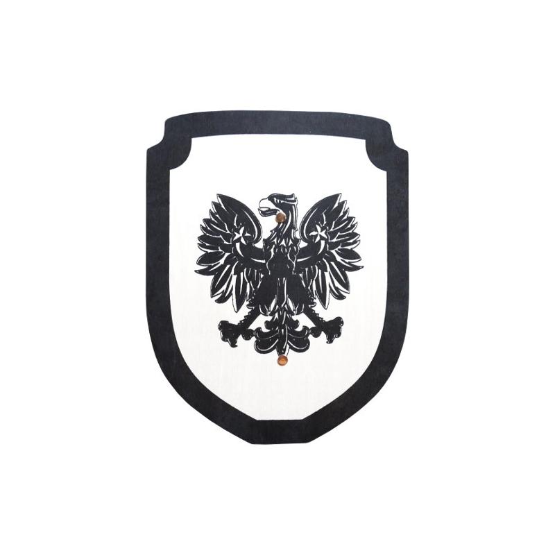 Artikel: 4833 Adlerschild aus Schichtholz Holzladen24 4833 Spharischer Schild