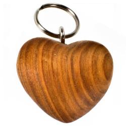 Nr.: 58690 Ein schönes Herz als Anhänger aus Kirschholz - Holzladen24.de 58690