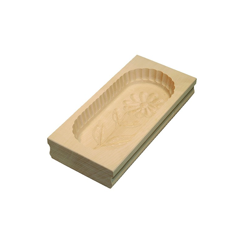 Nr.: 10968 Butterform Magarite für 125 Gramm- Holzladen24.de 10968
