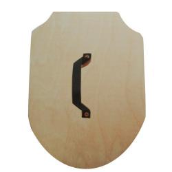 Nr.: 4831 Einfacher kleiner Drachenschild - Haltegurt 4831