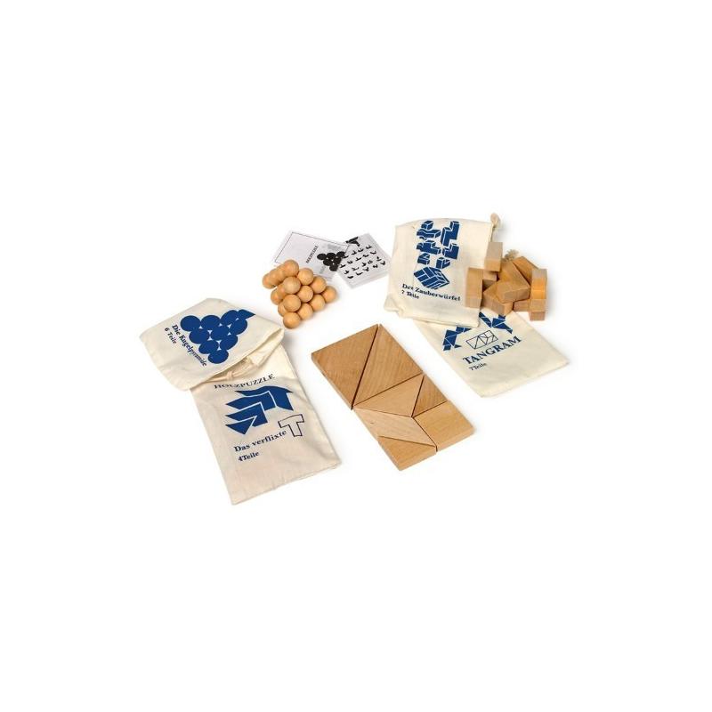 Nr.: 8019 Geschicklichkeitsspiele aus Holz - 8019 Holzladen24.de