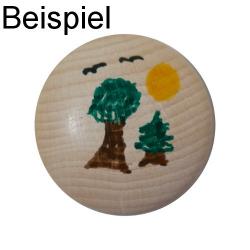 Beispiel Wald Jo-Jo aus Buchenholz - 8125 Holzladen24.de