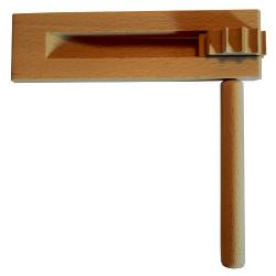 Nr.: 550 Drehratsche aus Buchenholz - Holzladen24.de 550