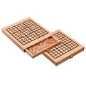 Nr.: 3339 Sudoku in einer Holz-Kassette - 3339 Philos Spiele