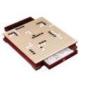 Nr.: 3227 Tisch Go & Go Bang aus Lindenholz - Philos Spiele 3227
