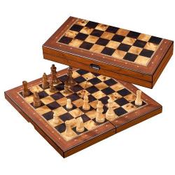 Schachkassette, Feld 40 mm, Philos Spiele 2622