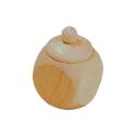 Nr.: 20815 Holzdose mit Schraubverschluss - Holzladen24 20815