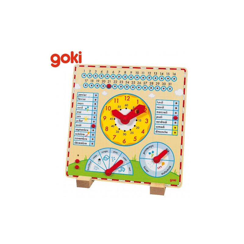 Nr.: 58607 französische Jahresuhr - 58607 GoKi