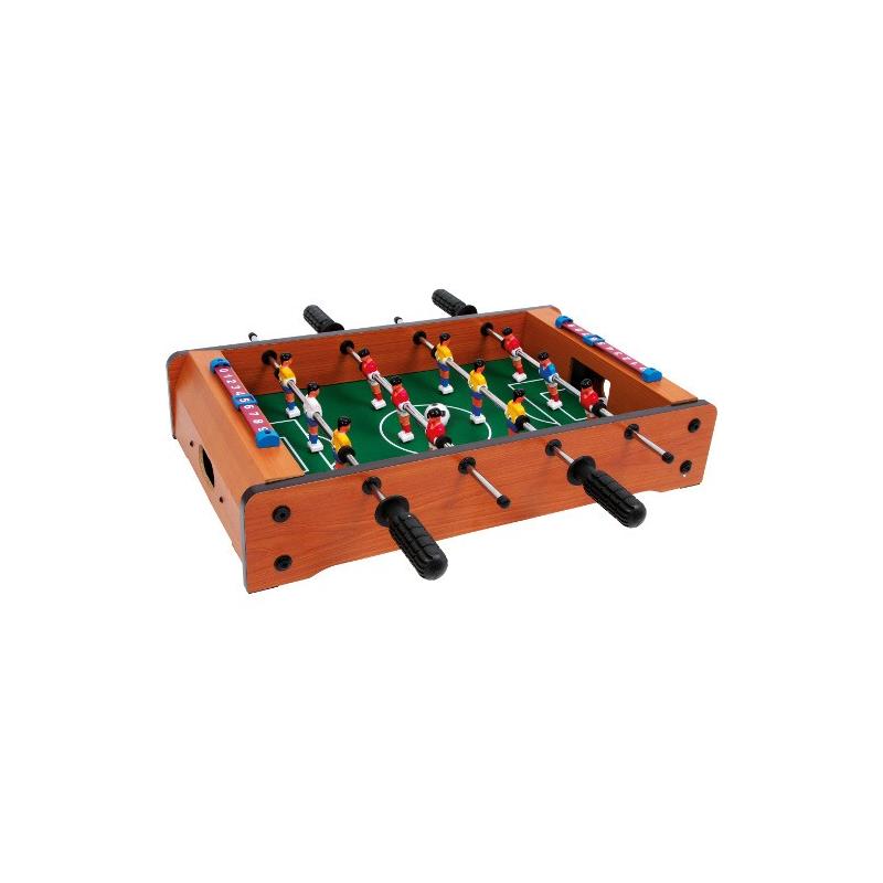 Nr.: 6707 Tischfußball aus Holz - L-6707 Holzladen24.de