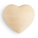 Nr.: 5122-2 Herz aus hellem Kiefernholz - 5122-2 Holzladen24.de