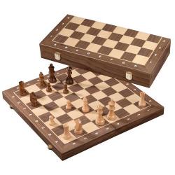Nr.: 2741 Schachkassette, Feld 43 mm - 2741 Philos Spiele