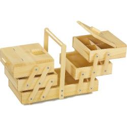 Nr.: 9602 Nähkasten aus Holz - L-9602 Holzladen24.de