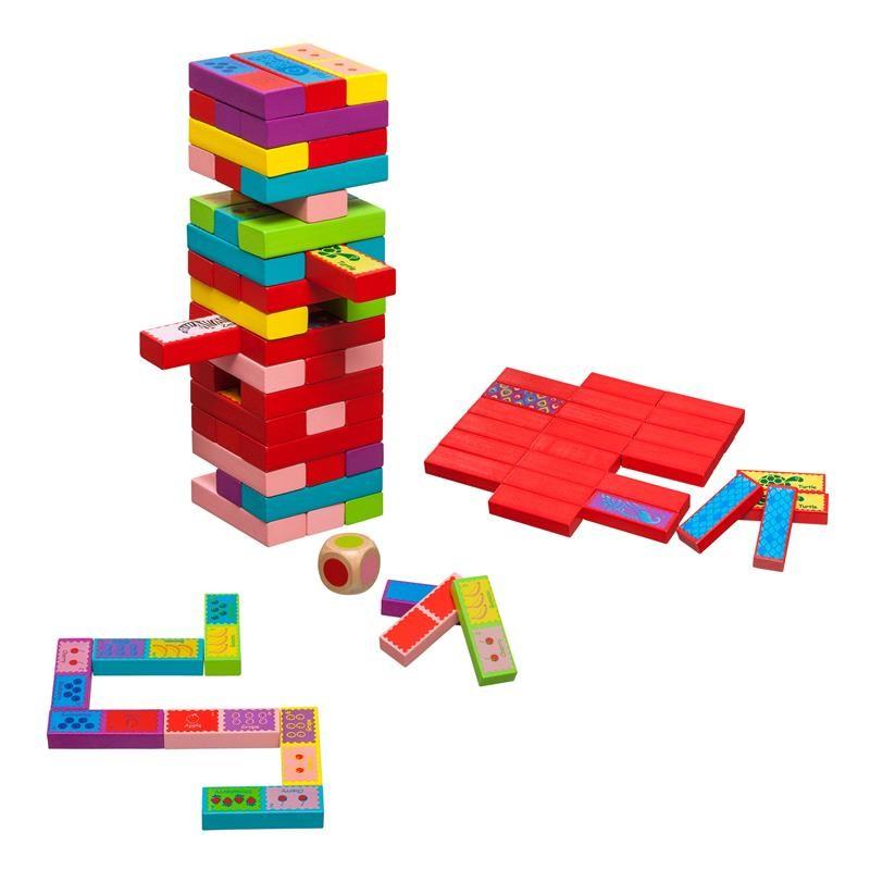 Nr.: 3289 Verflixter Turm 3 in 1 - 3289 Philos Spiele