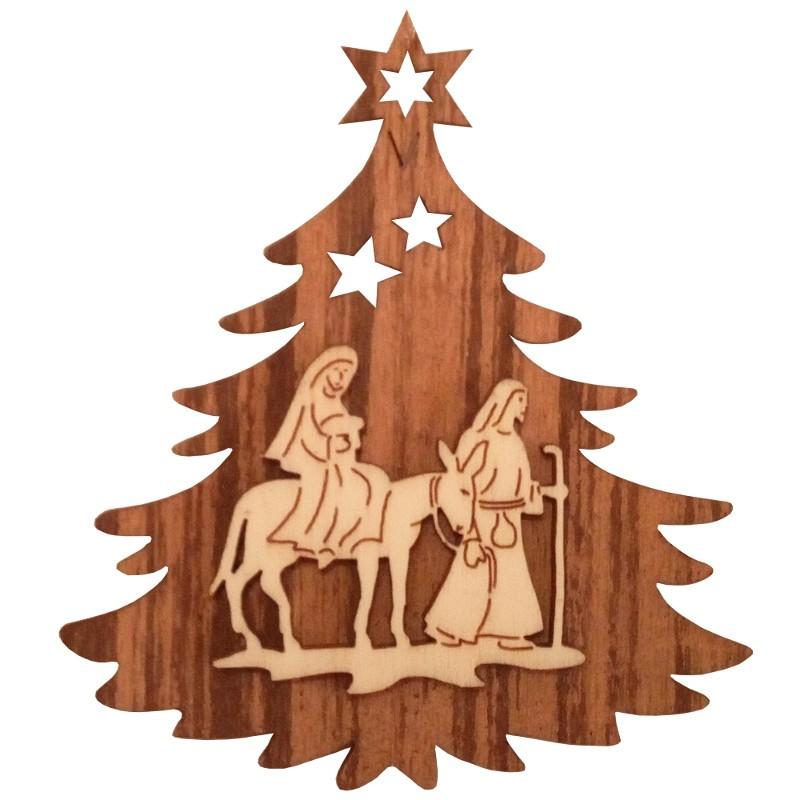 Nr.: 07TANNE Wandernde Heilige Familie in Tanne - 07TANNE Holzladen24.de