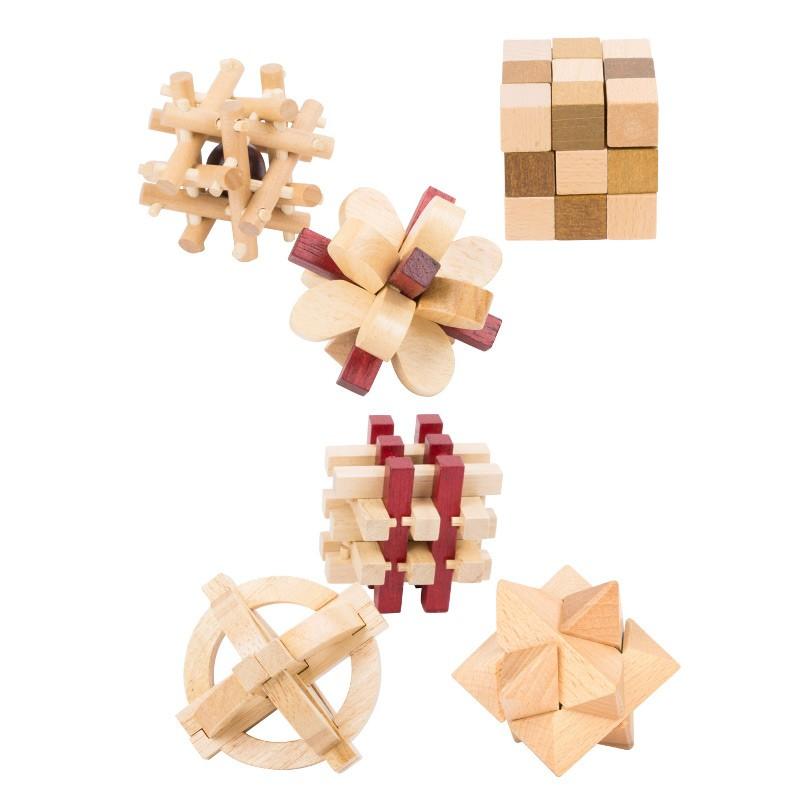 Nr.: 11283 12 Geschicklichkeitsspiele aus Holz - 11283 small foot design