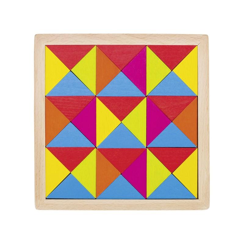 Nr.: 58586 Legespiel Regenbogen Mosaik II - 58586 GoKi