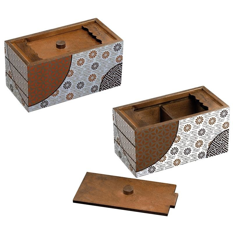 Nr.: 5529 Secret Box Frühling - 5529 Philos-Spiele
