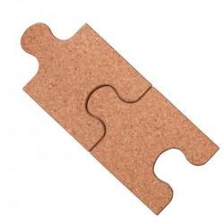 Nr.: 50206 Kork Topfuntersetzer Puzzle - 50206 Holzladen24.de