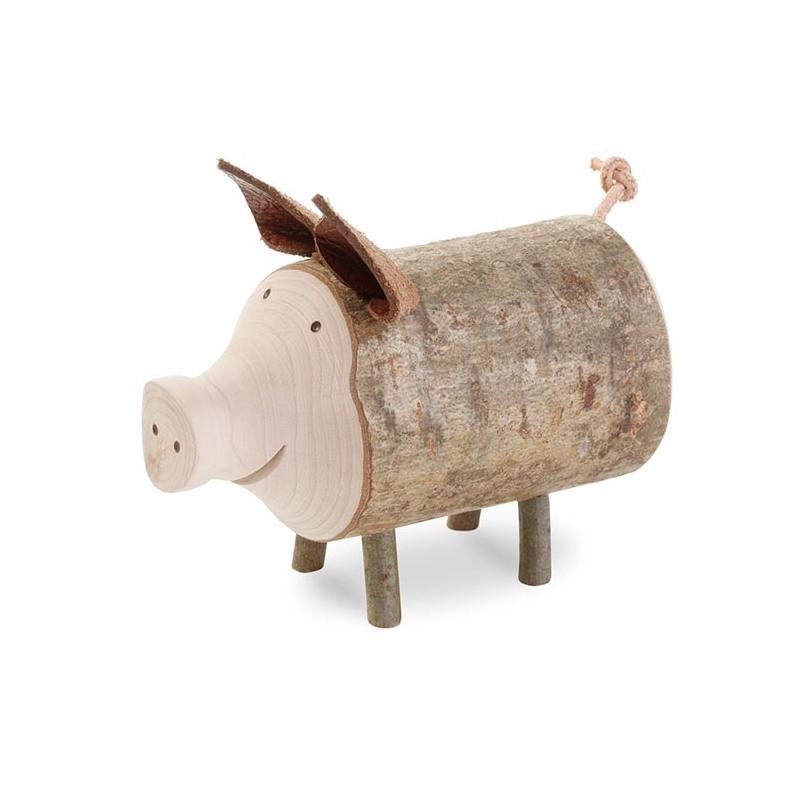 Nr.: 5071-1 Schweinchenöffner aus Astholz - 5071-1 Waldfabrik