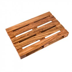 Nr.: 7155 Servierplatte aus Olivenholz - 7155 Holzladen24.de