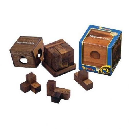 Nr.: 6269 Megaron-Cube - 6269 von Philos Spiele